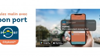 "Lancement de l'application ""A bon port"""
